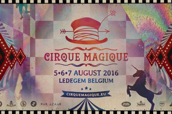Cirque Magique 2016