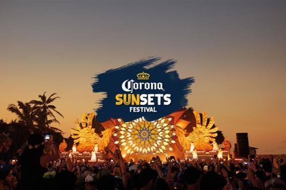 Corona Sunsets Italy 2018