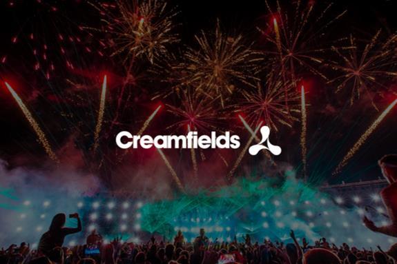 Creamfields UK 2018