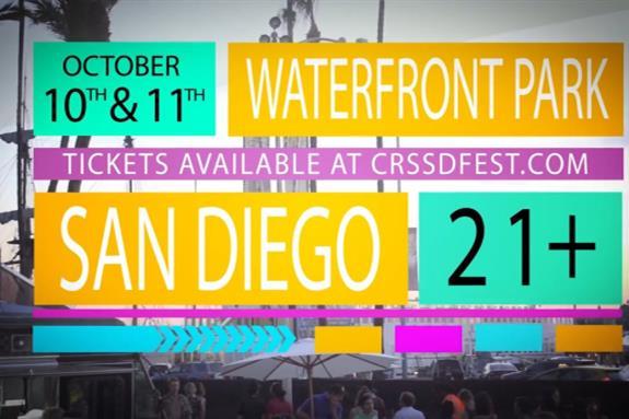 CRSSD Festival Fall 2015
