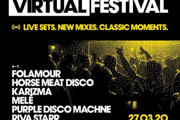 Defected Virtual Festival 2.0
