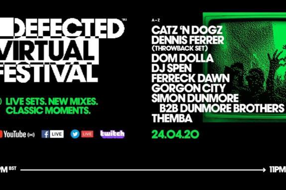Defected Virtual Festival 4.0 2020