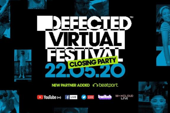Defected Virtual Festival 6.0 2020