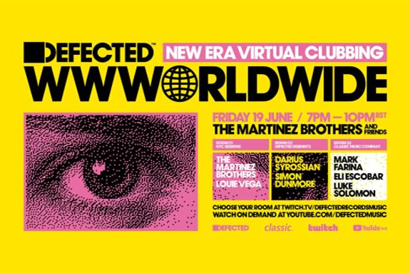 Defected WWWorldwide 2020