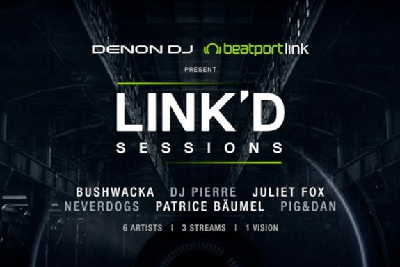 Denon DJ x Beatport LINK'd Sessions 2021