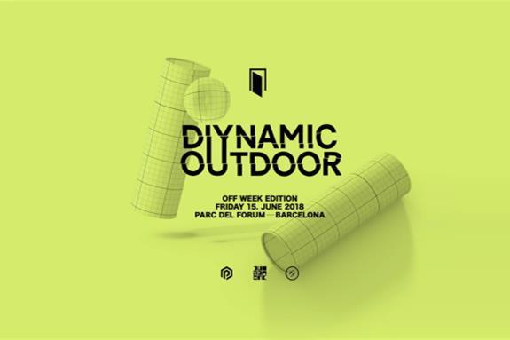 Diynamic Outdoor Off Week 2018