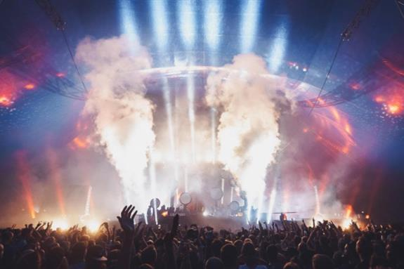 Dockyard Festival ADE 2018