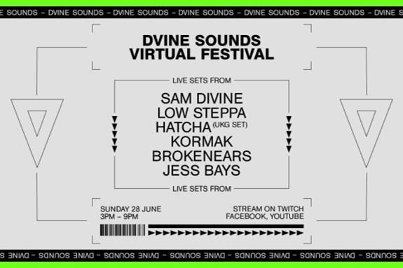 DVINE Sounds Virtual Festival 2020