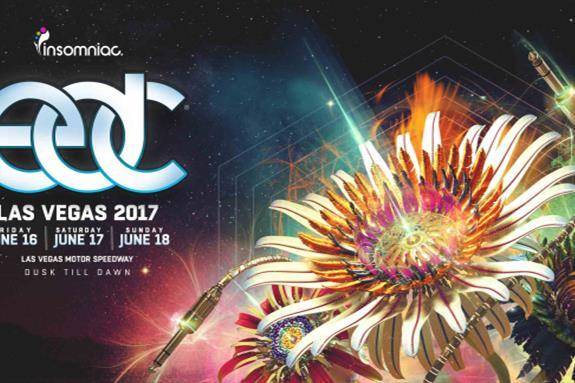 Electric Daisy Carnival Las Vegas 2017