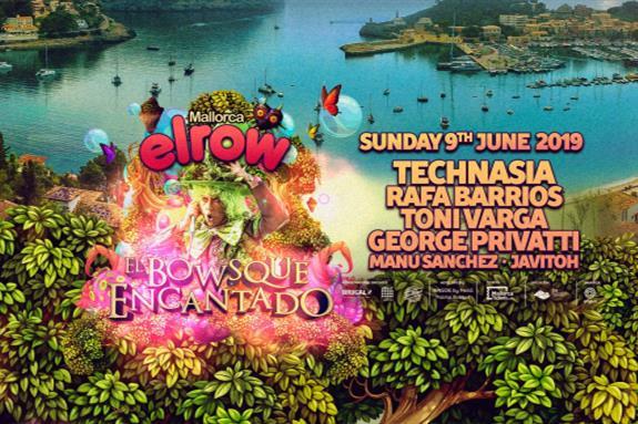 Elrow Mallorca 2019