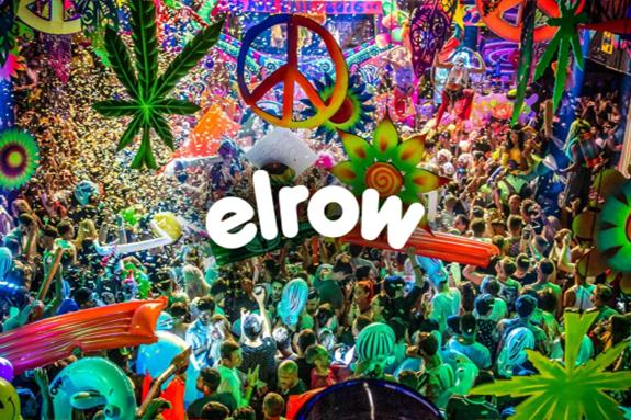 Elrow Psychedelic Trip Columbiahalle 2018