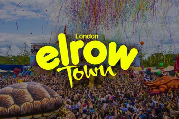 Elrow Town London 2018