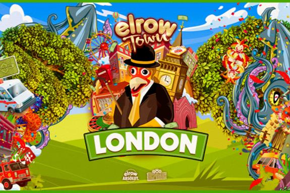 Elrow Town London 2019