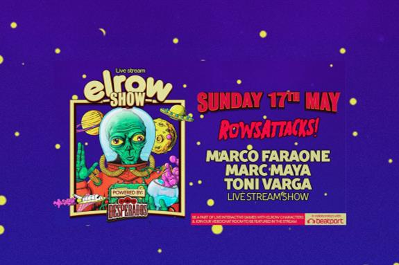 elrowSHOW: Rows Attacks! 2020