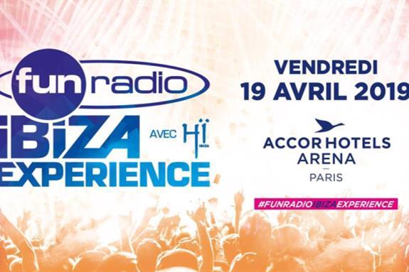 Fun Radio Ibiza Experience 2019