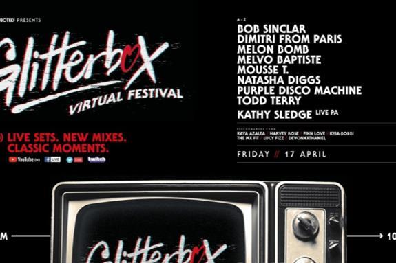 Glitterbox Virtual Festival 2020