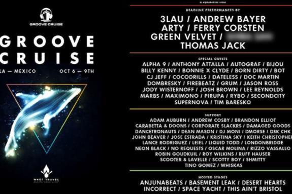 Groove Cruise LA 2017