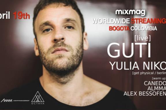 Guti x Octava Club 2018