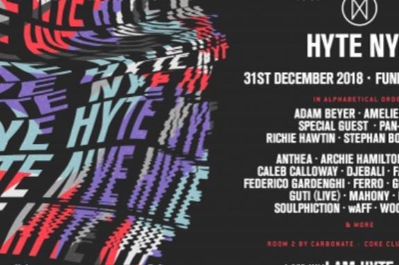 HYTE NYE 2018