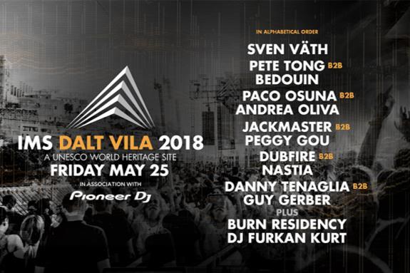 IMS Dalt Vila 2018
