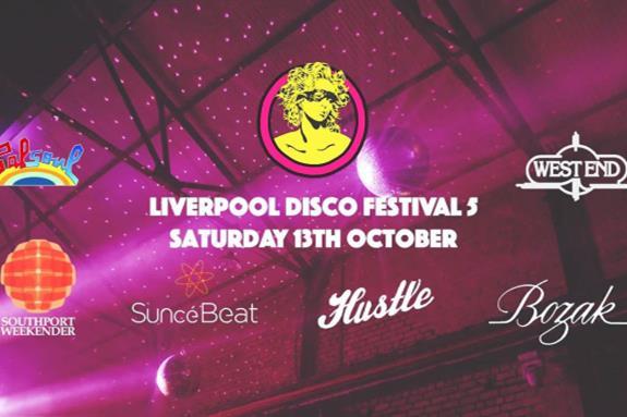 Liverpool Disco Festival 2018