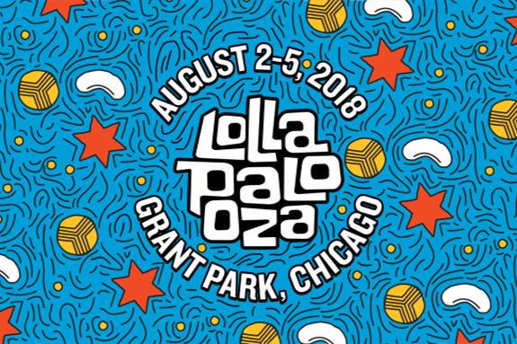 Lollapalooza Chicago 2018