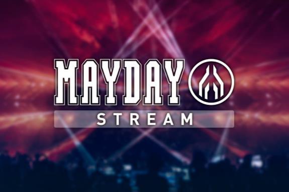 Mayday Stream x  Westfalenhallen Dortmun 2021
