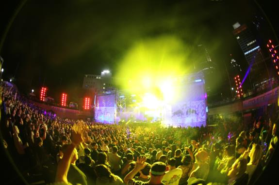 Movement Electronic Music Festival 2013