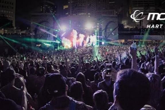 Movement Electronic Music Festival 2016