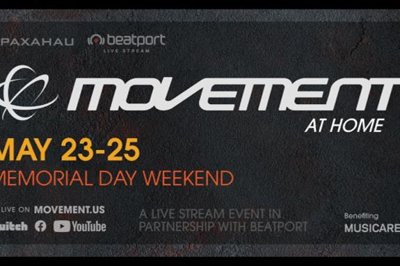 Movement Festival At Home: MDW 2020