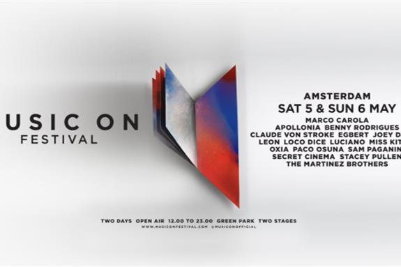 Music On Festival 2018