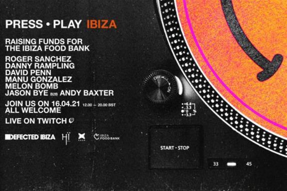 Press Play: Ibiza 2021