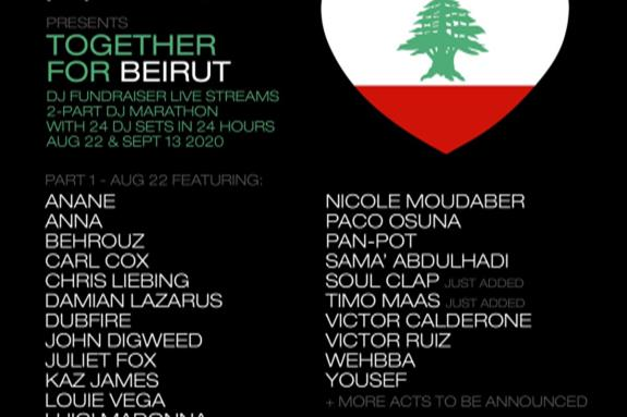 ReConnect: #TogetherForBeirut 2020