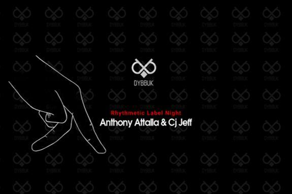 Rhythmetic Label Night with Anthony Attalla 2016