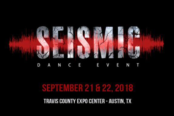 Seismic Dance Event 2018