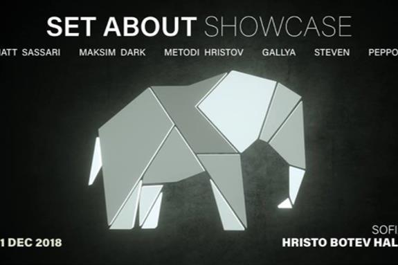 Set About Showcase at Hristo Botev Hall, Bulgaria 2018