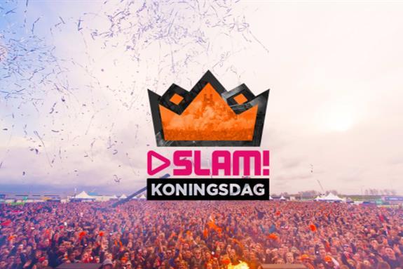 SLAM! Koningsdag 2017