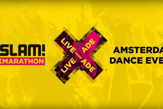 SLAM! MixMaraton ADE 2015