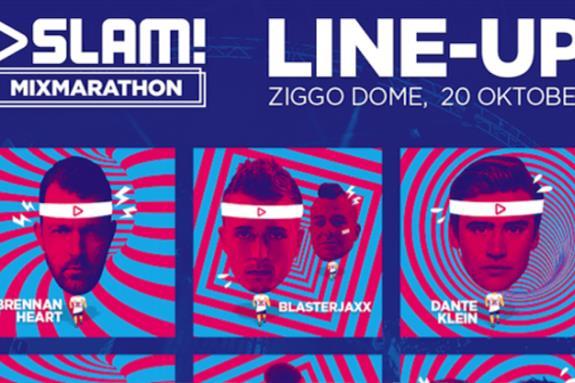 SLAM! x ADE 2017