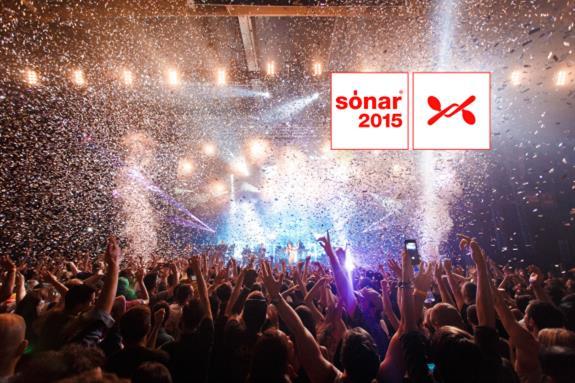 Sonar Festival Barcelona 2015