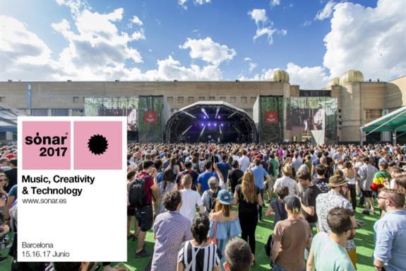 Sonar Festival Barcelona 2017