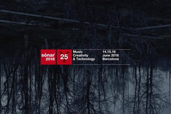 Sonar Festival Barcelona 2018