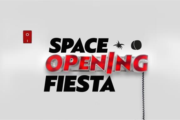 Space Opening Fiesta 2015