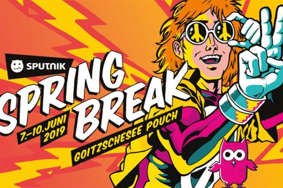 Sputnik Spring Break 2019