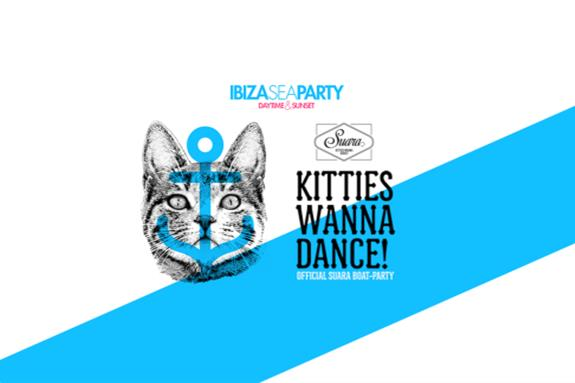 Suara: Kitties Wanna Dance Boat Party 2, Ibiza Sea Party 2014