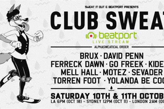 Sweat It Out Presents: Club Sweat Live 2020