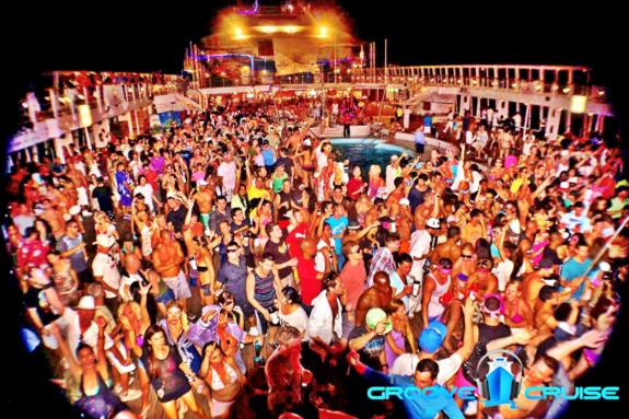 The Groove Cruise LA 2015