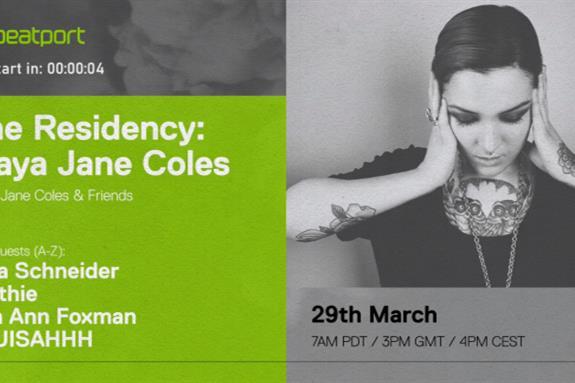 The Residency w/ Maya Jane Coles & Friends (Week 4) 2021