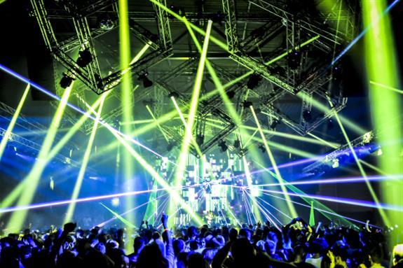 Time Warp Festival 2012