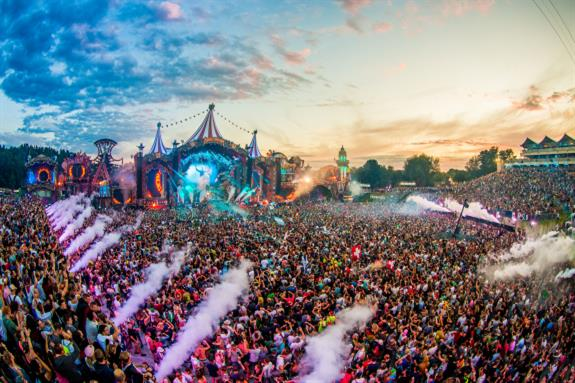 Tomorrowland Belgium 2018